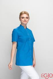 Bluza damska 006 jasnoniebieska Egjo
