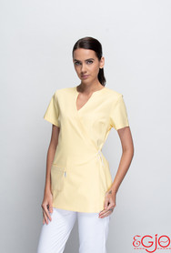 Bluza damska 012 jasnożółta Egjo