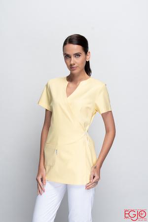bluza-damska-012-jasnożółta-egjo