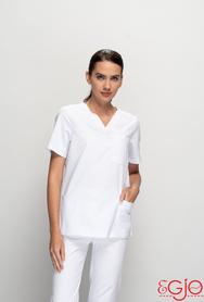 Bluza  damska 013 biała Egjo