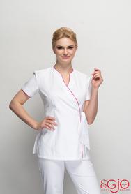 Bluza damska 014 biały Egjo