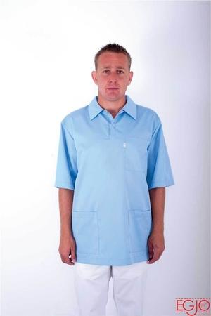 Bluza męska 004 jasnoniebieska Egjo