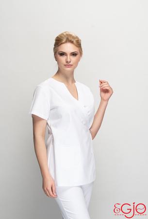Bluza damska 012 biały Egjo