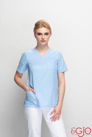 Bluza damska 013 jasnoniebieski Egjo